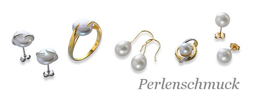 Perlenschmuck Online-Shop