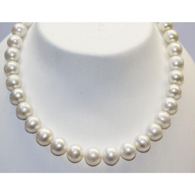 Perlenkette Suedsee Zuchtperlen