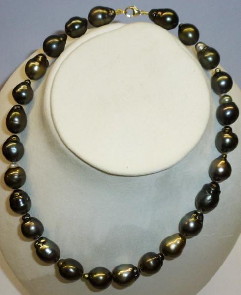 Tahiti Perlencollier, traumhaft schönes...