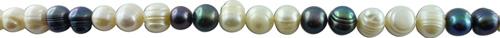 Perlenkette – Süßwasserzuchtperl...