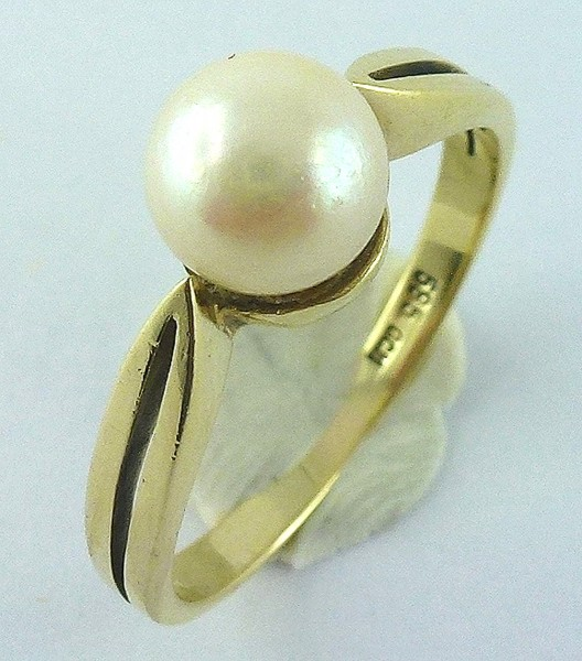 Ring – Goldring Gelbgold 585 japan...