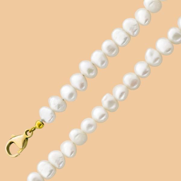 Perlenkette – Collier Perlencollie...