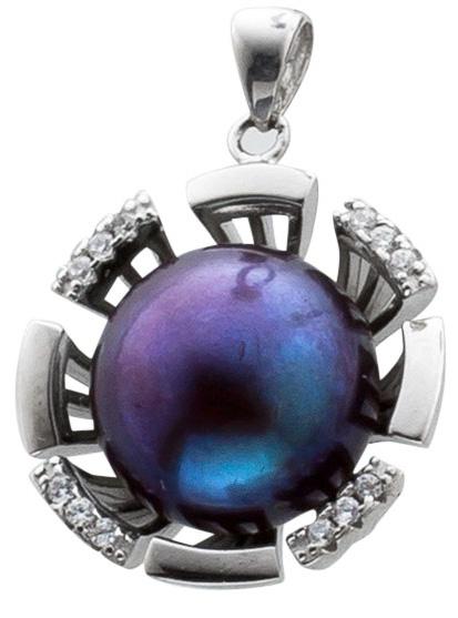 Perlenanhänger – Sterling Silber ...