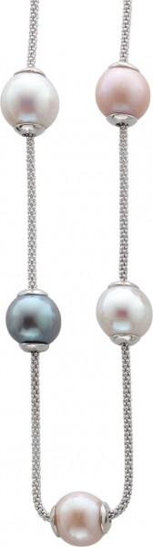 Perlenkette – Perlencollier 42cm +...