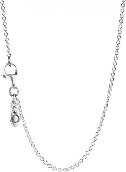 PANDORA Set B800487 Glänzender Liebesknoten Silber 925 Cubic Zirkonia weiße Kristallperle