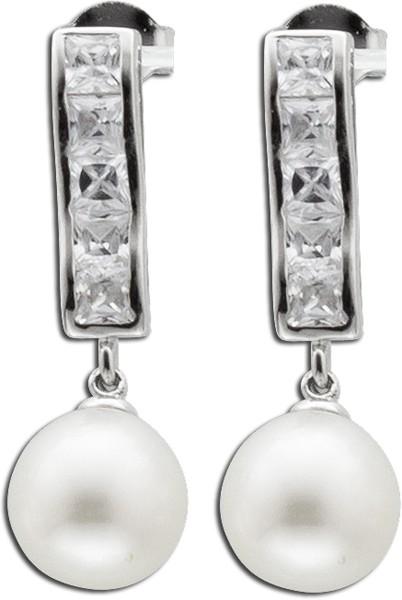 Ohrringe Ohrstecker Sterling Silber 925S...