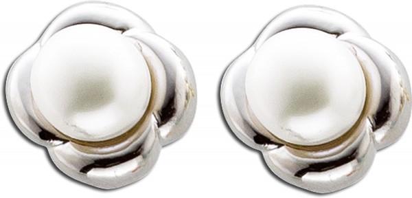 Ohrringe Sterling Silber 925 mit 2 Süss...