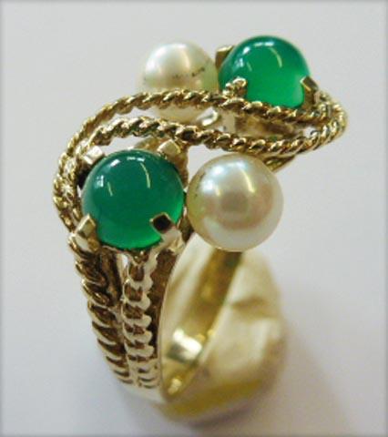 Traumhaft schöner Ring in Größe 18 mm...